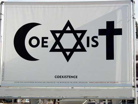 coexist banner