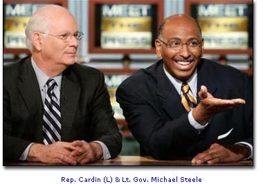 ben cardin and michael steele