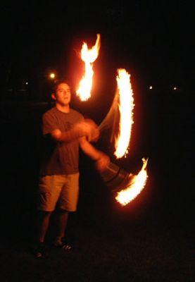 dan fire