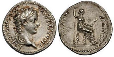 denarius tiberias 1 01
