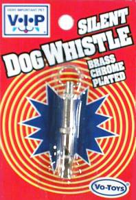 silent dog whistle