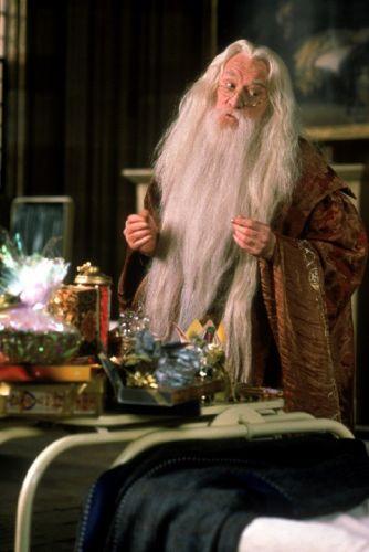 dumbledore harris film