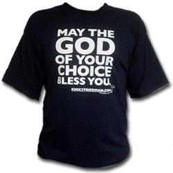 godbless shirt