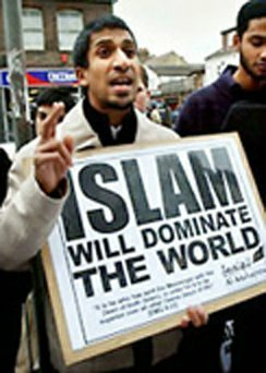 Islamic radicals