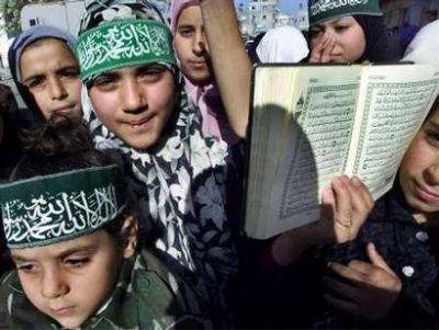 kids koran hamas