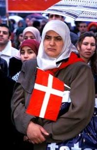 muslim dannebrog2