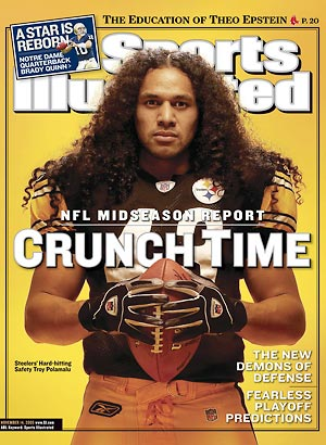 polamalu si cover