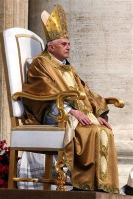 pope inaugural 1