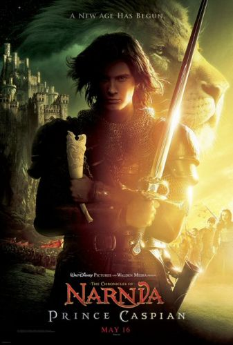 prince caspian poster large