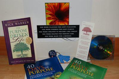 purpose driven books