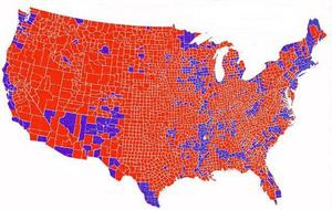 red blue counties