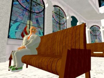 Second life Church