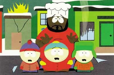 south park three boys