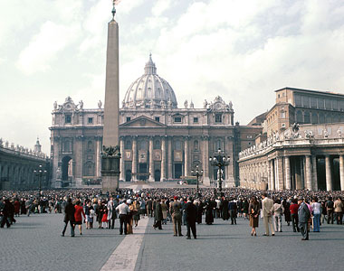 st peters basilica in the vatican rome i