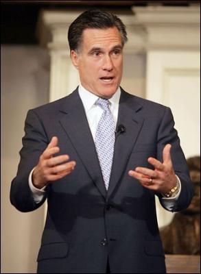 Romney's religion