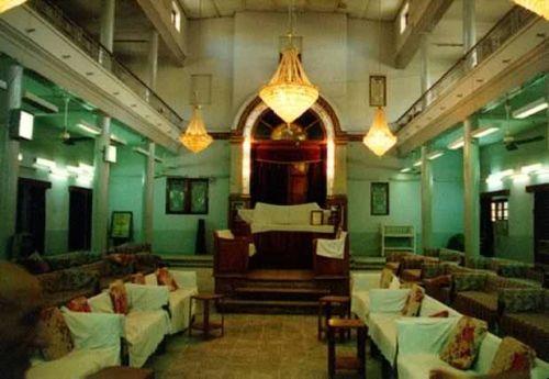 synagoge baghdad