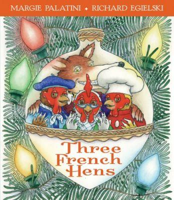 threefrenchhens