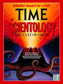time cover on scientology