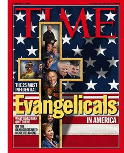 time evangelicals