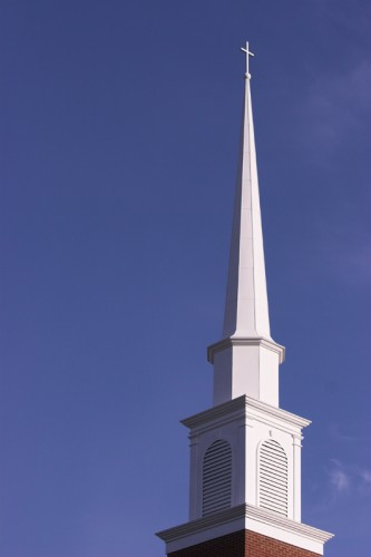 Heres the church heres the steeple getreligion i grew up in the central valley of california a few miles outside of a town of a thousand people we lived across the street from the local church though altavistaventures Images