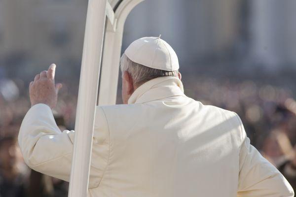 Pope Francis, December 2013, giulio napolitano / Shutterstock.com