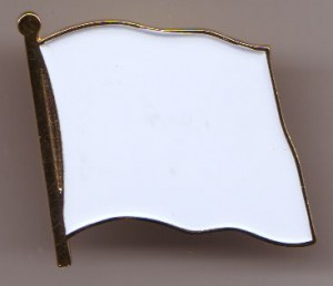 whiteflagpinlargejpg