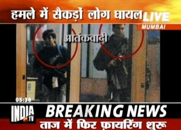 Essay on terrorist attack in mumbai