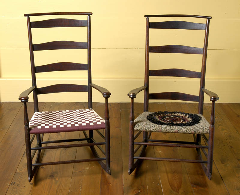 TwinRockingChairs