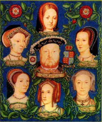 The Wives of Henry VIII_title
