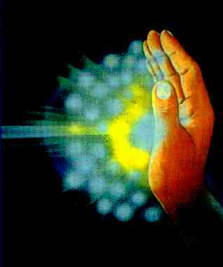hand_projecting_prana_energy_pranic_healing_chakra_therapy