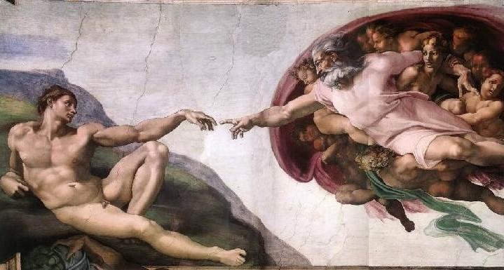 GodCreates-Man-Sistine-Chapel