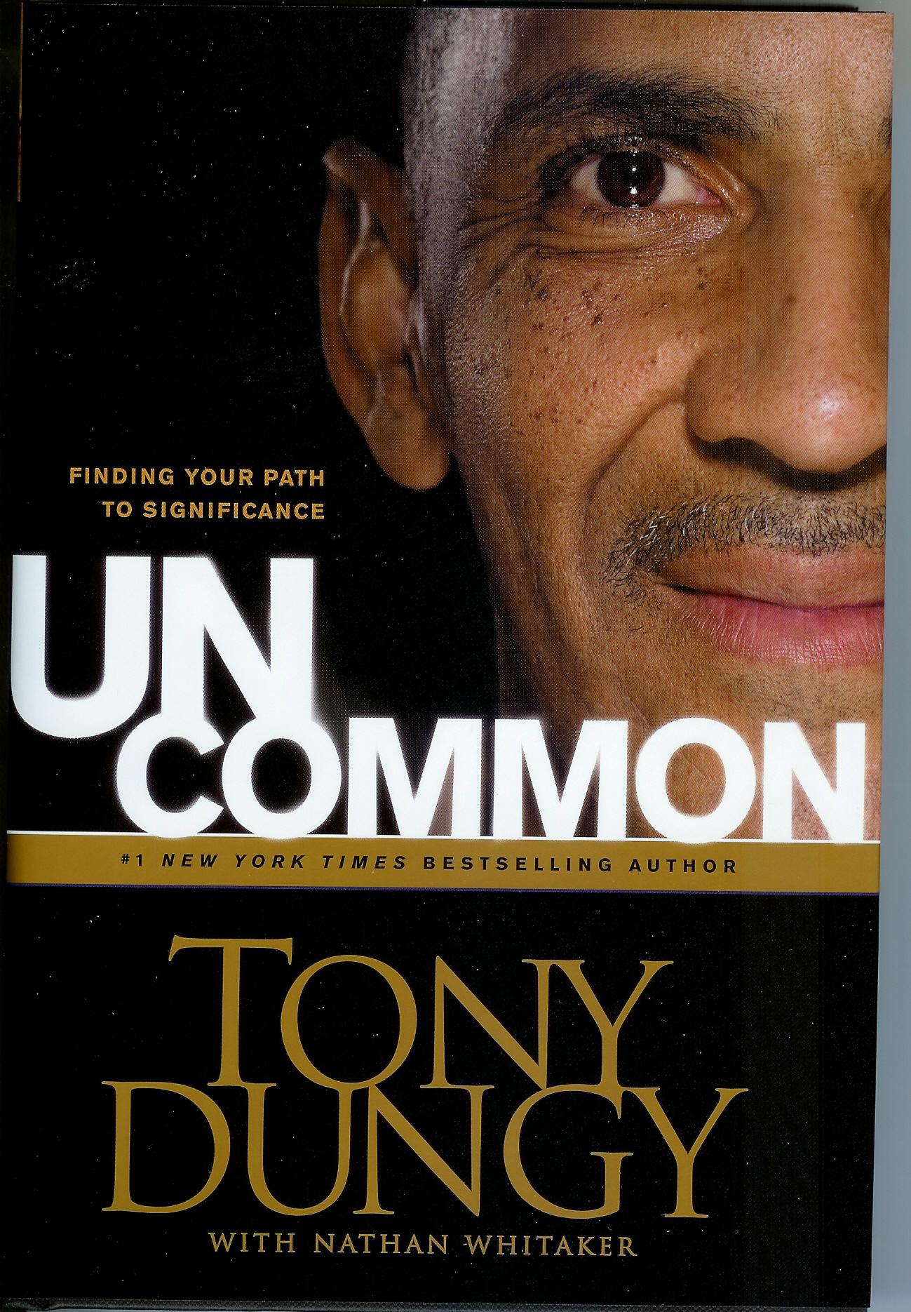 UnCommonTonyDungyCover.40161305