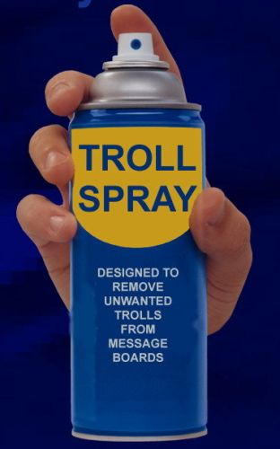 258Troll spray