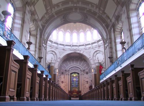 800px Naval Academy chapel