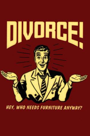 938 010 Divorce Posters
