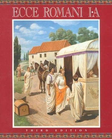 Ecce Romani 1A front cover
