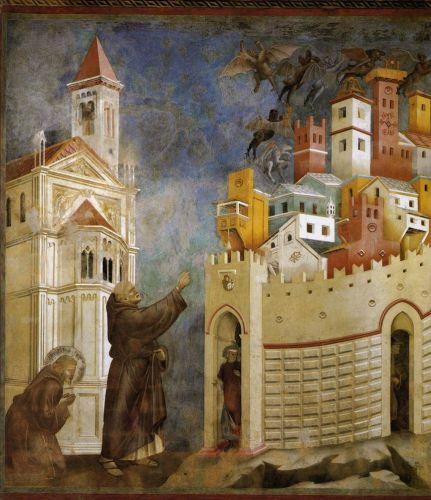 Giotto Arezzo