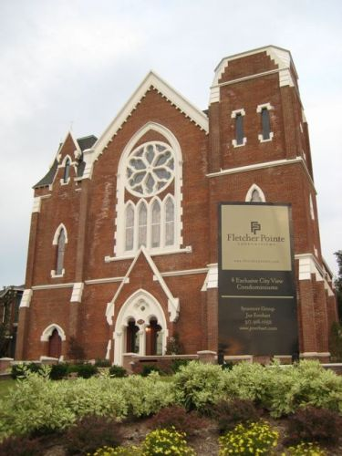 Indy church converted to condo