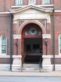 united methodist church in Indy