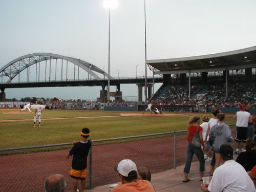 quad city baseball stadium