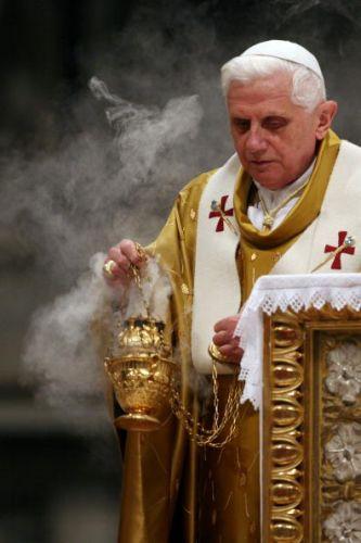 Pope Benedict Easter Vigil 2007
