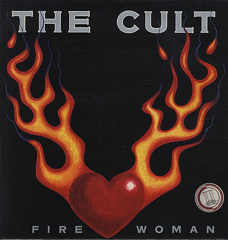 The Cult Fire Woman