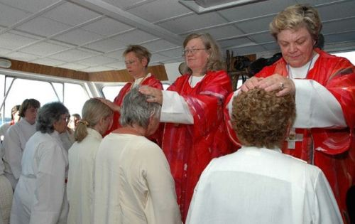 Womenpriest ordination