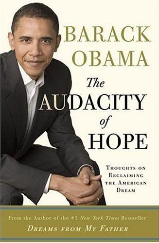 barack obama audacity of hope