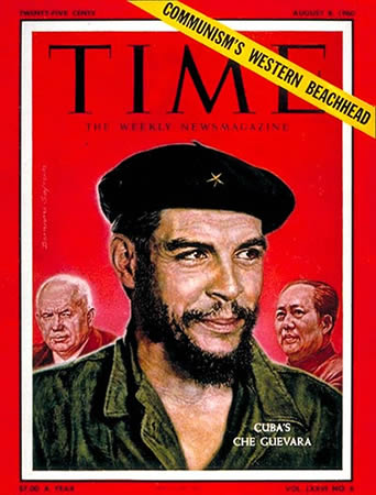 che guevara time magazine