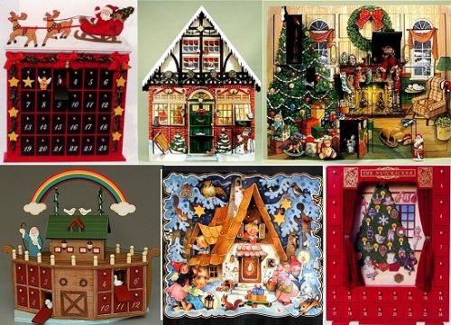 child advent calendar