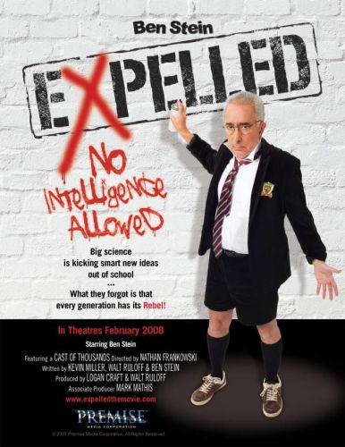 expelled movieposter