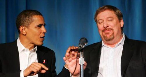 obama and warren
