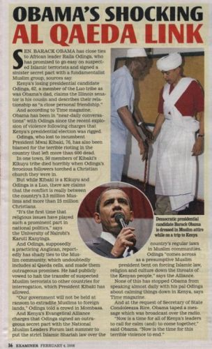 obama muslim kenya