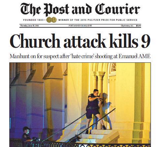 Tragedy In Charleston: Basic Facts Crucial In Reporting On